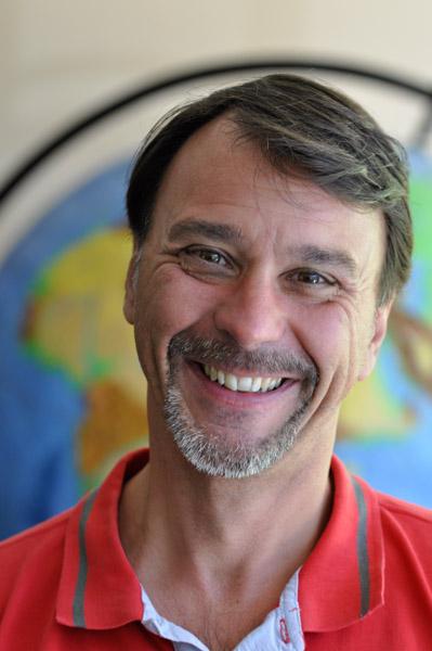 Michael Görgner (Konrektor /  Klasslehrer)